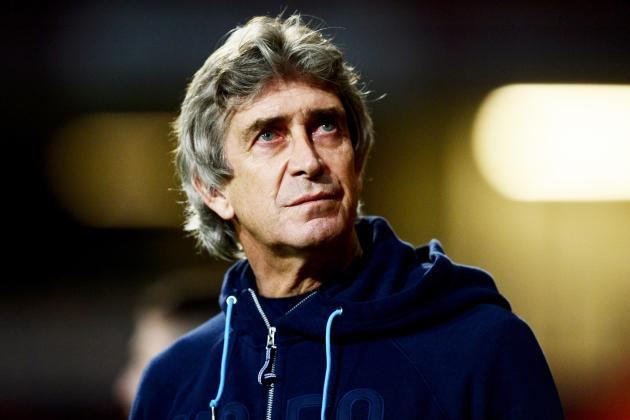 Man City: £100 Million in Transfers, a Visionary Manager, but Still No Progress