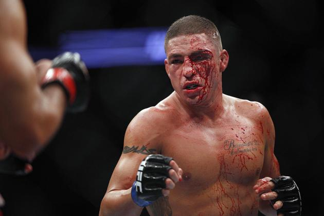UFC 171: Diego Sanchez Is Still the Ultimate Fighter, for Better and Worse