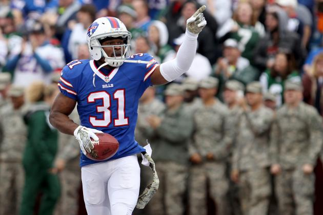 Jairus Byrd Is Ideal Free-Agent Addition for New Orleans Saints