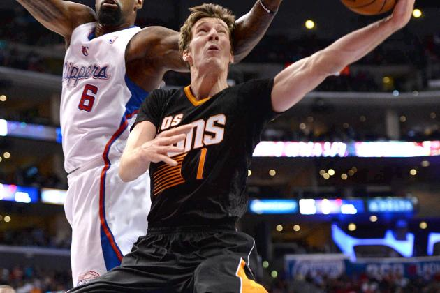 Dragic Hammering Toward Unexpected Playoff Berth