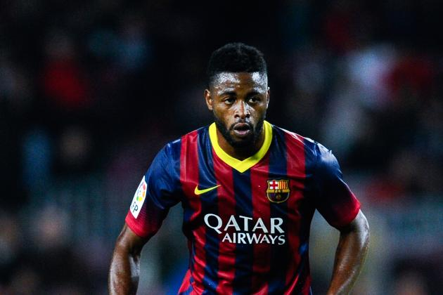 Manchester United Transfer News: Alex Song Won't Fix What Ails Red Devils