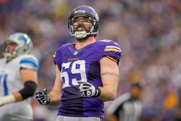 Jared Allen Should Retire from NFL If He Can't Find Right Suitor in Free Agency