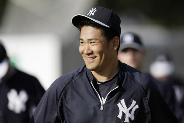 Why You Should Reach for Masahiro Tanaka in Your Fantasy Baseball Draft