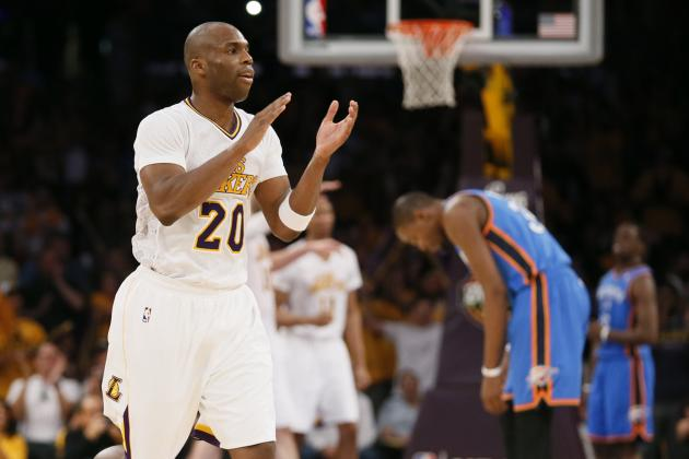 Jodie Meeks' Breakout Season Proves He's A Keeper For Los Angeles Lakers