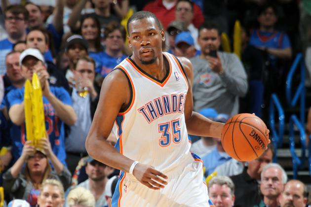 Kevin Durant's Alpha Dog Attitude Is What OKC Thunder Need to Thrive