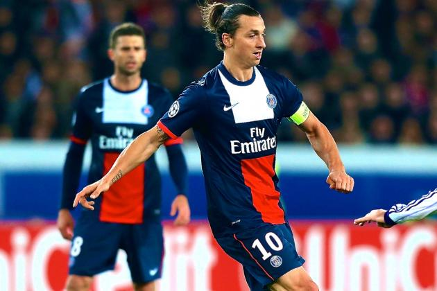 PSG vs. Bayer Leverkusen: Champions League Live Score, Highlights, Report
