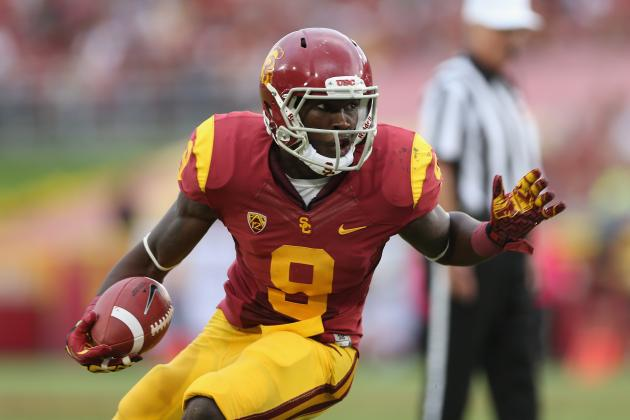 Marqise Lee: Breaking Down USC WR's Pro Day Workout