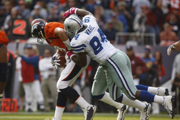 How DeMarcus Ware Affects the Broncos' Revamped Defense
