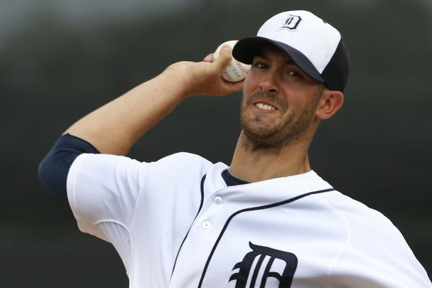 MLB Rumors: Best Potential Landing Spots for Tigers' Rick Porcello