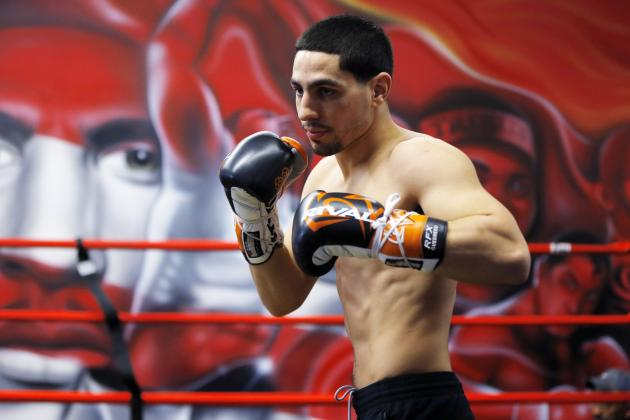 Danny Garcia vs. Mauricio Herrera: Fight Time, Date, TV Info and More