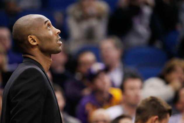 Kobe Bryant Responds to Los Angeles Lakers Shutting Him Down for Season
