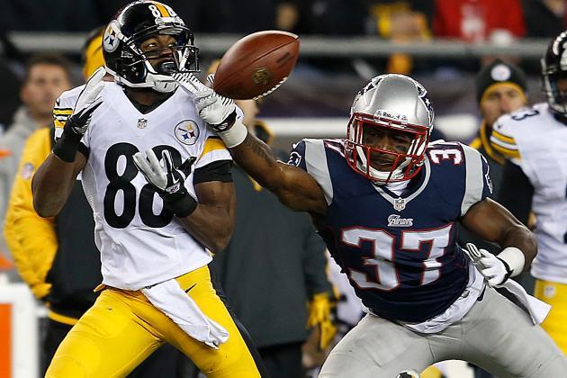 Report: Jags Host Ex-Steelers WR Sanders to Good Visit