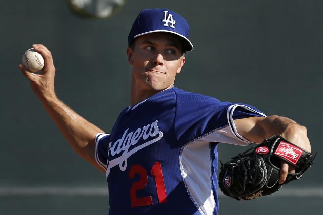 Greinke (Calf) Allows 3 Runs over 2 IP in Return