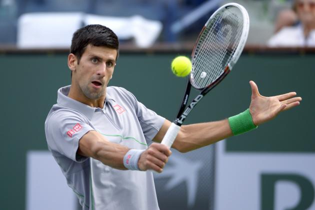 Novak Djokovic Can Turn Around Slow 2014 Start with BNP Paribas Tournament Win