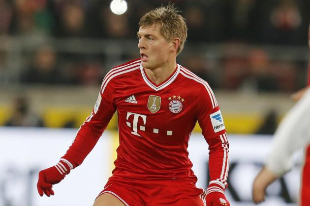 Bayern Munich Must Retain Toni Kroos at All Costs