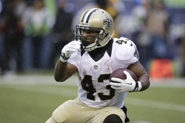 Darren Sproles Wise to Want Release over Being Traded from New Orleans Saints