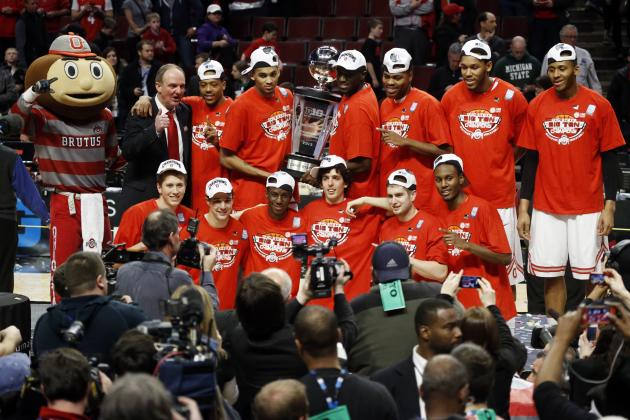 Big Ten Tournament 2014: Day 1 Schedule, Live Stream Info and Bracket Prediction