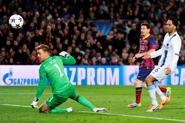 Manchester City, Light Years from Barcelona's Quality, Must Rethink Time Table