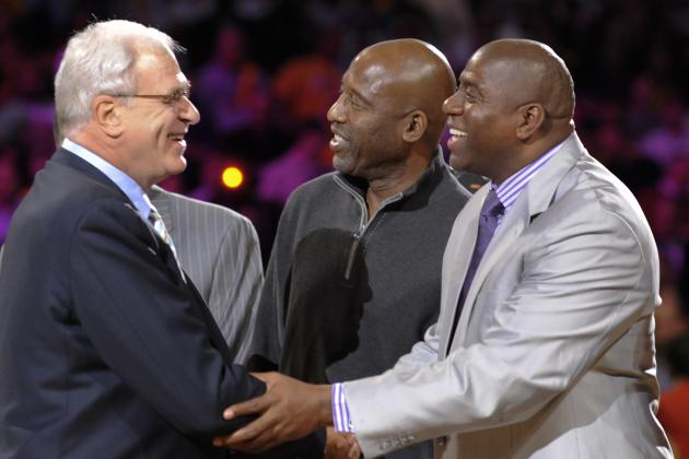 Magic Johnson Wants Los Angeles Lakers to Hire Phil Jackson