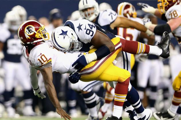 DeMarcus Ware Leaves Dallas as Franchise Leader in Sacks and Forced Fumbles