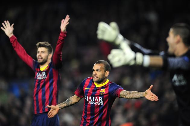 Champions League Results 2014: Scores, Recap from Wednesday Round of 16 2nd Leg
