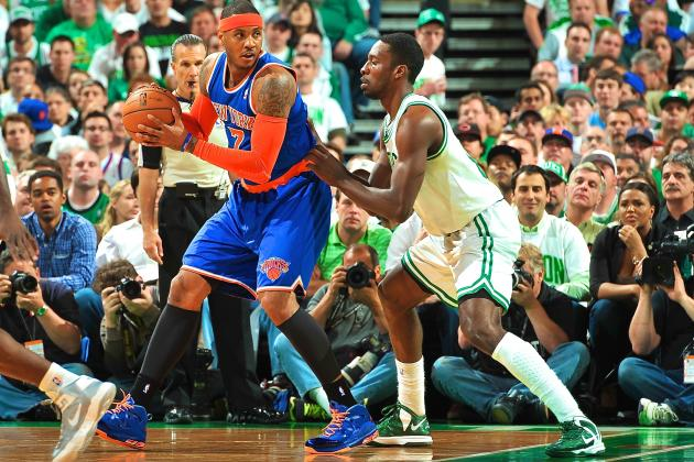 New York Knicks vs. Boston Celtics: Live Score and Analysis
