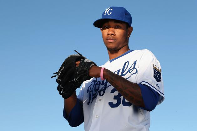 Royals' Top Prospect Ventura K's 6 in 4.1 IP