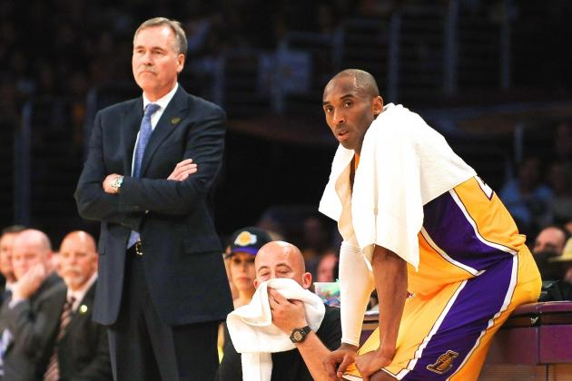 Kobe Bryant Reportedly Has 'No Interest' in Playing for Mike D'Antoni in 2014-15