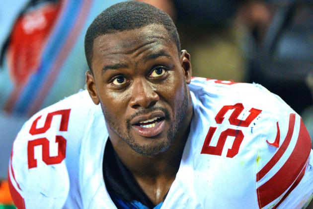 By Re-Signing Jon Beason, Giants Show They Know Not to Mess with a Good Thing