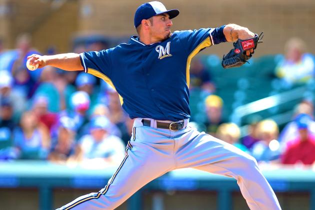 Should Brewers Be Worried About Free-Agent Bargain Matt Garza's Awful Spring?