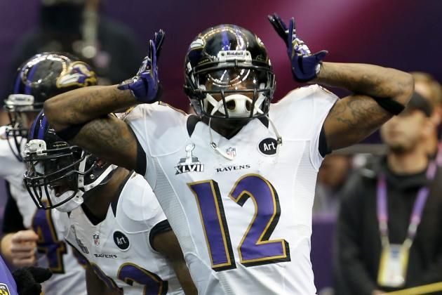 Ravens Re-Sign Jacoby Jones: Grading the Move and What It Means for Baltimore
