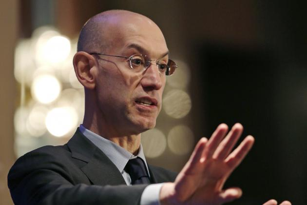 Adam Silver Reiterates That There Is No NBA Tanking on His Watch
