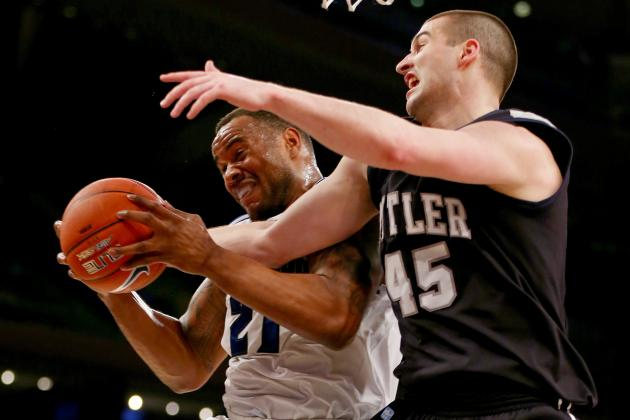 Big East Tournament 2014: Day 1 Scores, Updated Bracket and Day 2 Schedule