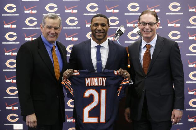 Are the Bears Any Better at Safety with Ryan Mundy, M.D. Jennings?