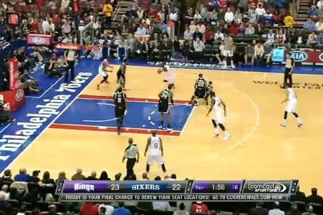 76ers' Tony Wroten Makes Defender Look Absolutely Silly but Can't Finish