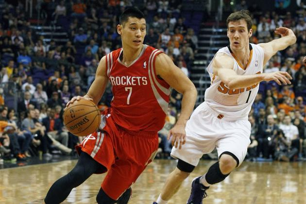Can Jeremy Lin Get Back on Track in Time for Houston Rockets' Playoffs?