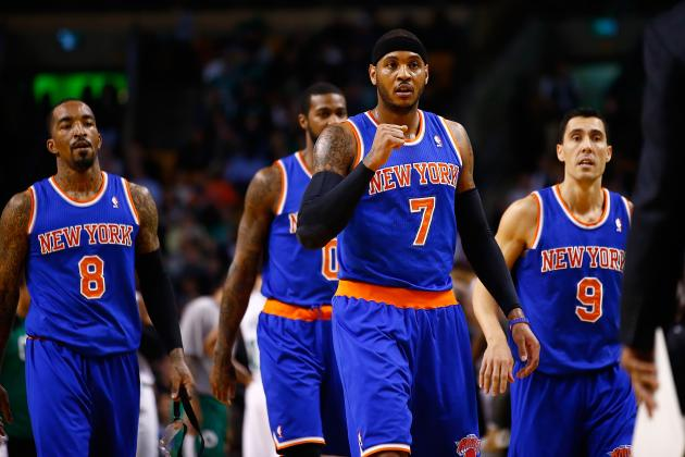 Did the New York Knicks' Winning Streak Save Their Playoff Hopes Just in Time?