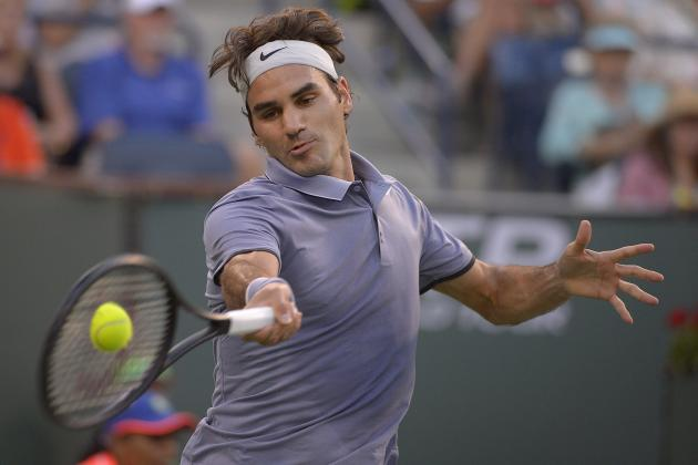 Roger Federer vs. Tommy Haas: Score and Recap from 2014 Indian Wells
