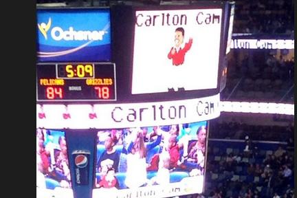 Pelicans Host a Carlton Cam