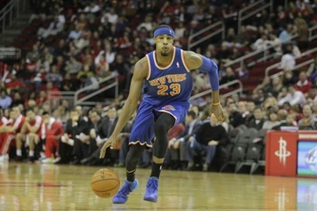 What Do the New York Knicks Have in Toure' Murry?