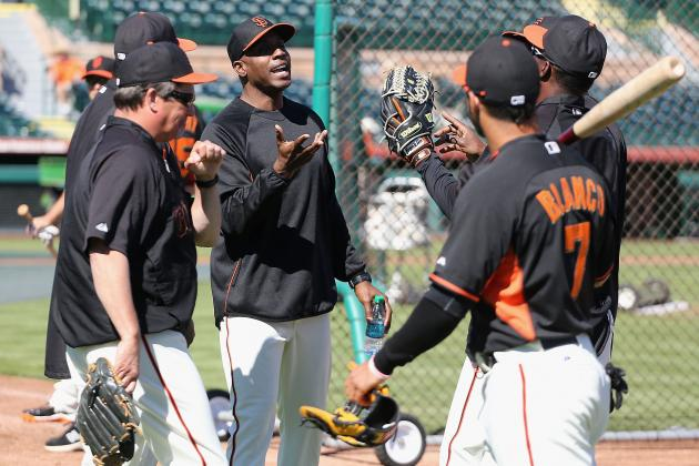 Which San Francisco Giants Hitters Will Barry Bonds Help the Most?