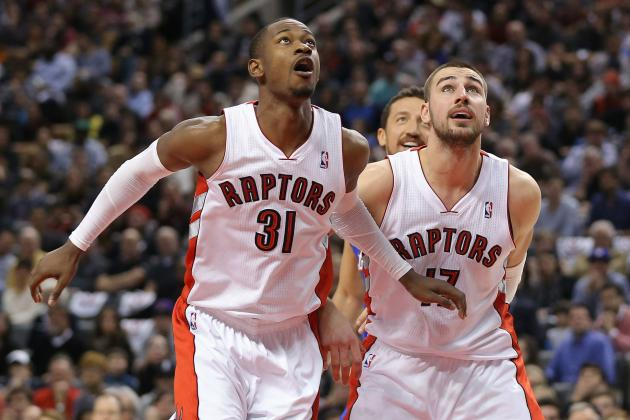 Which Toronto Raptors Player Has the Most Upside Right Now?