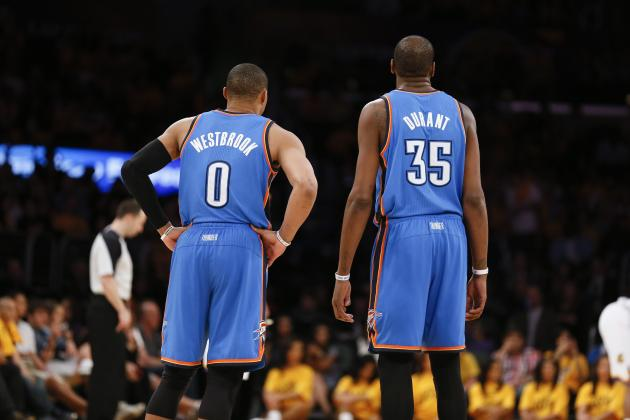 First-Round NBA Playoff Matchups the OKC Thunder Do and Don't Want