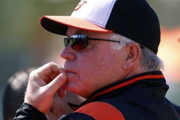 Predicting Baltimore O's Starting Lineup Halfway Through Spring Training