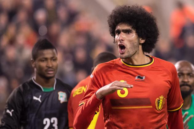 Marouane Fellaini Defends David Moyes Amid Dire Season for Manchester United