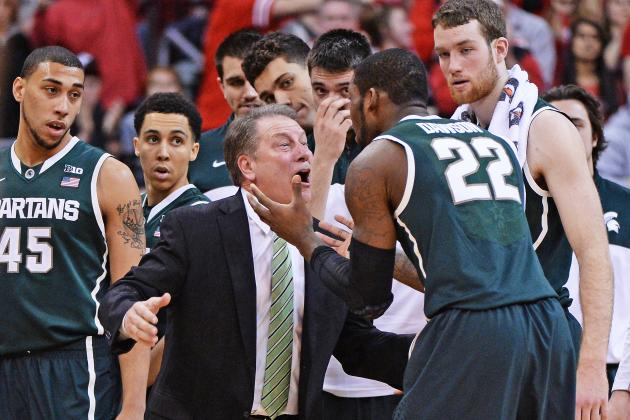 Big Ten Tournament 2014: Completed TV Schedule, Updated Bracket and More