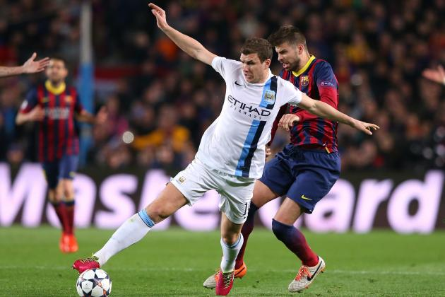 Arsenal: Is Edin Dzeko an Ideal Target for Summer Spending?