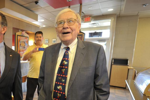Warren Buffett's 'Billion-Dollar Bracket Challenge' Expanding Entry Number