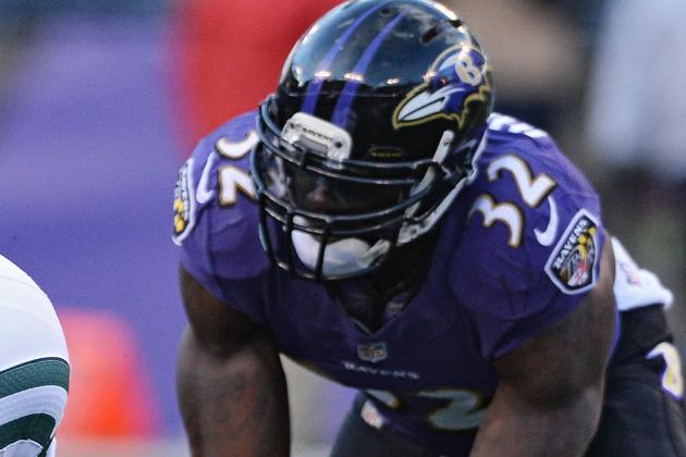 Report: Lions Expected to Sign Ex-Ravens DB Ihedigbo