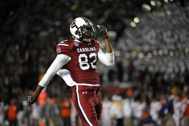 South Carolina Football: WR Kwinton Smith Will Reportedly Transfer